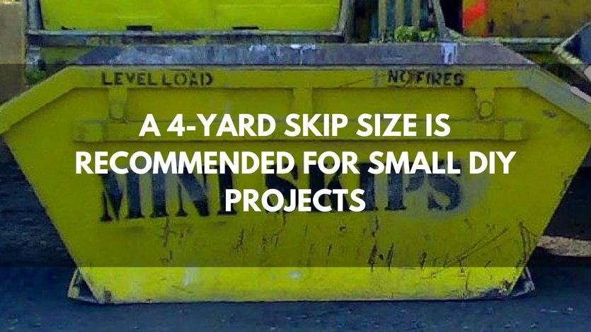 Skip Size Recommended Small Projects