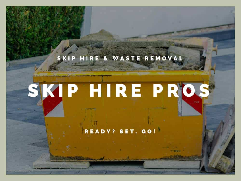 Low Cost Domestic 10 Yard Skip Hire
