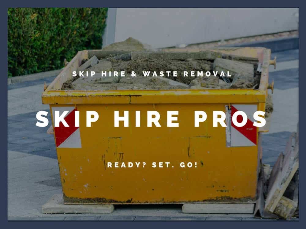 Budget Domestic 20 Yard Skip Hire