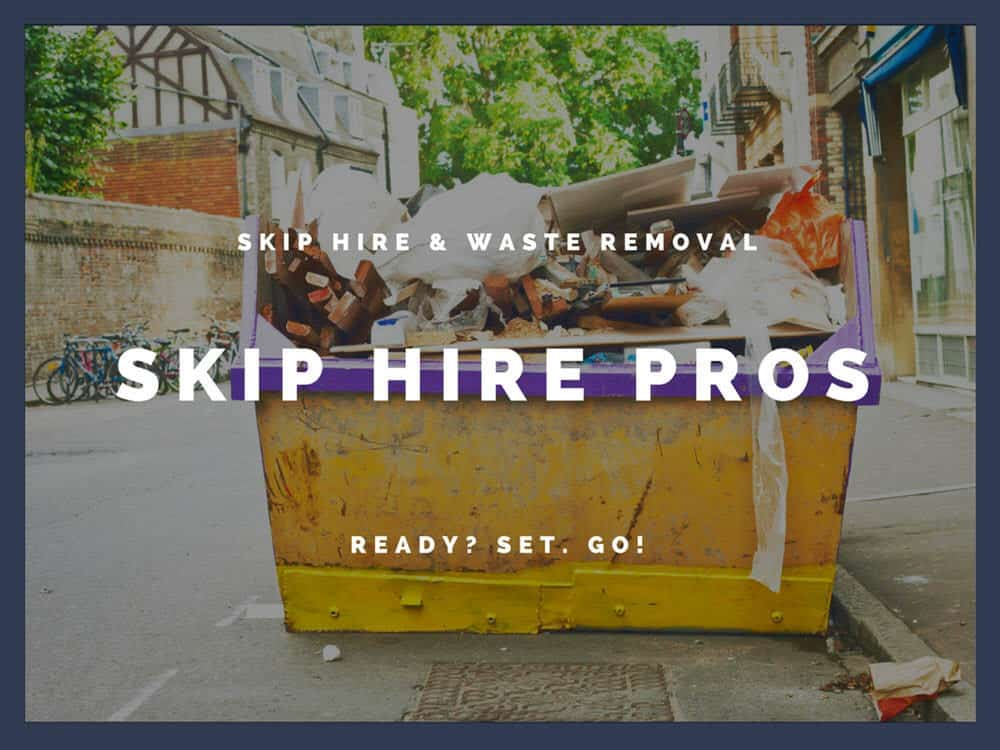 The Quick Skips For Hire Deal in Blackwater