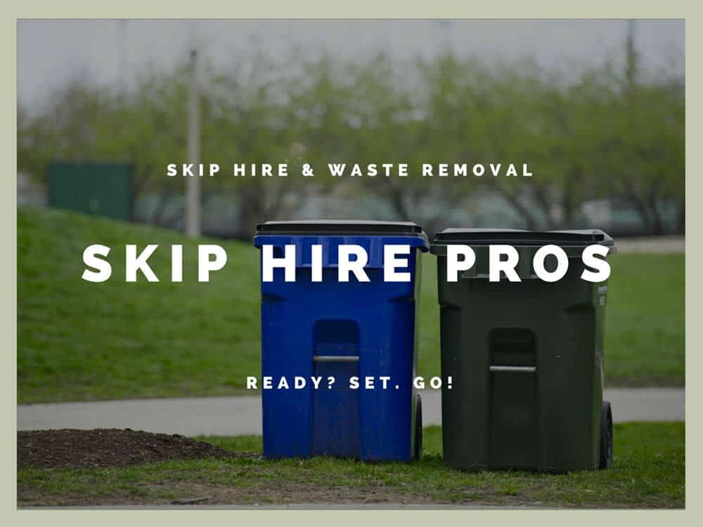 Weekend Commercial 4 Yard Skip Hire