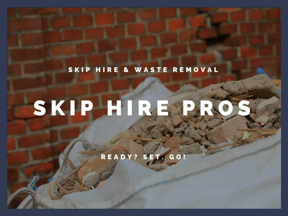 The Rent Skip Hire Company in Sawyers Hill