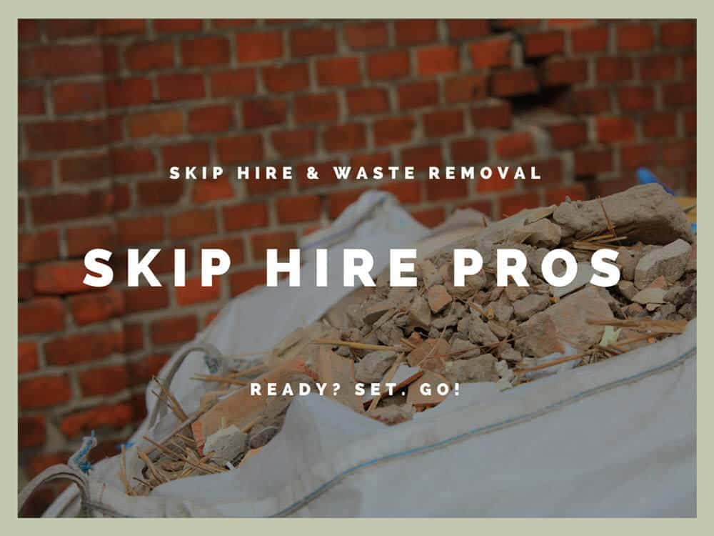 The Weekend Skip Hire Discount in Licketstown